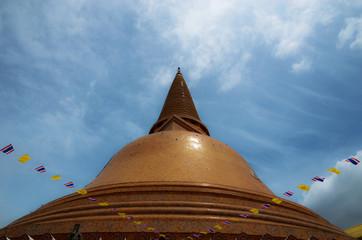 Wat Phra Pathom Chedi THE GREATEST PAGODA OF NAKHON PATHOM