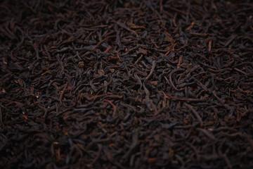 Чайный лист в виде фона