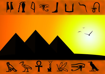 Ägypten - Pyramiden - Egypt