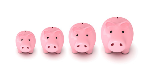 Savings growth