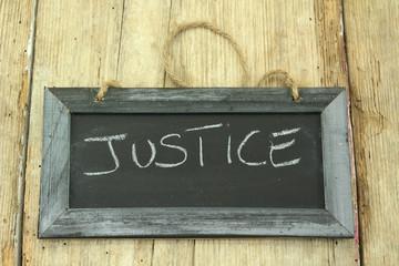 ardoise justice