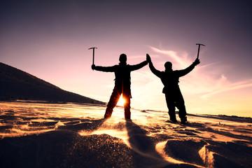 crazy mountaineers