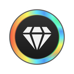 Colorful Web Icon