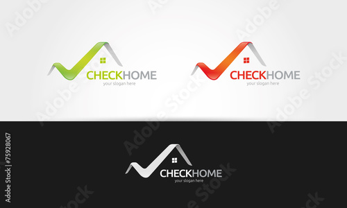 Check Home Logo - 75928067