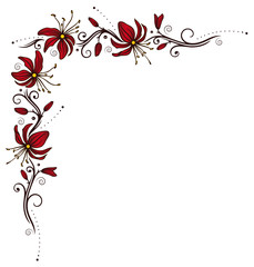 Sommer, Blumen, Schmetterling
