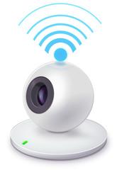 webcam connected