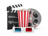 Fototapeta Cinema