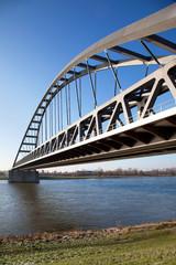 Eisenbahnbrücke, Düsseldorf