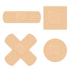 Band Aid Vector symbol Set