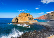 canvas print picture - El Golfo, Lanzarote