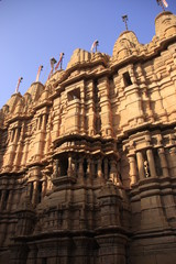dans la forteresse de Jaisalmer