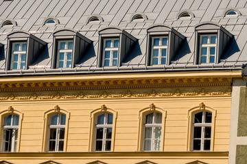 Altbau mit ausgebautem Dachgeschoss