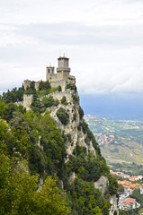 the fortress on the rock