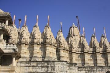 Ranakpur temple d'Adinatha