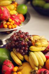 buffet mixed fruit