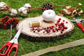 decorative elements and tools