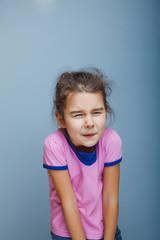teen girl 5 years of European appearance has abdominal pain on a
