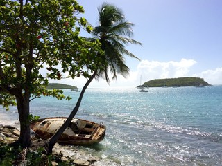 Vieques shipwreck