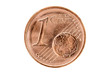 One euro cent