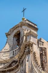 Chiesa San Rocco, Acireale, Sicily.