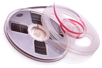 Spools audiotape