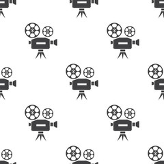 video, vector seamless pattern .