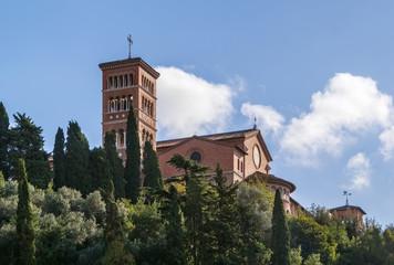Church of Sant'Anselmo, Rome