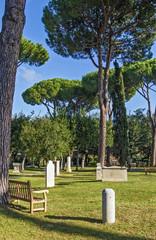 Protestant Cemetery, Rome