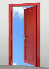 Open Door - 3D