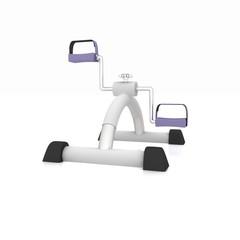 Exercise bike - fitness salon equipment