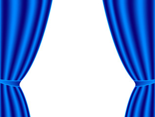 Синий занавес