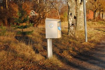 Postbriefkasten in Schweden