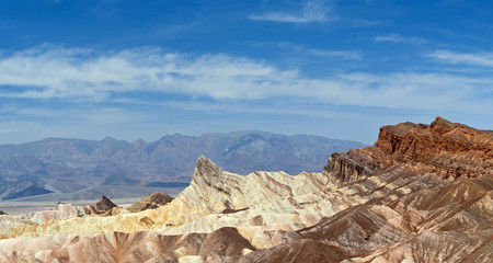 Death Valley National park, California USA