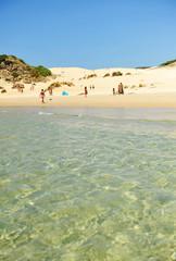 Bolonia beach, Tarifa, Andalusia, Spain