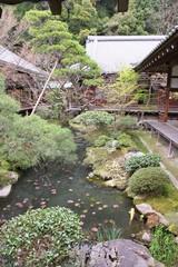 Kyoto - Eikando Temple grounds