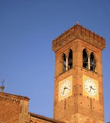 Torre medioevale Rivolta d 'Adda
