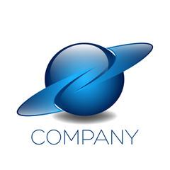 earth logotype