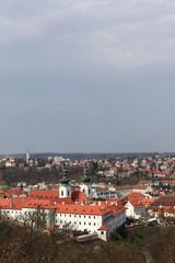 Landscape of Strahov Monastery