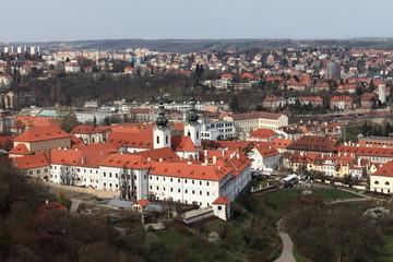 View of Strahov Monastery