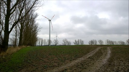 Windpark in Germany 04