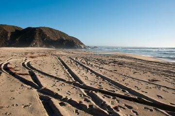 spiaggia di tunquen - cile