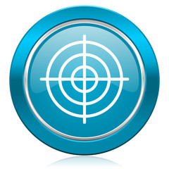 target blue icon