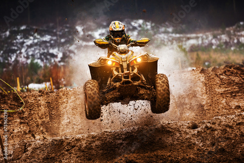 Canvas Extreme Sporten ATV