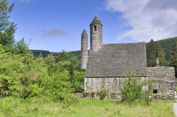 Glendalough monastic settlement, Ireland