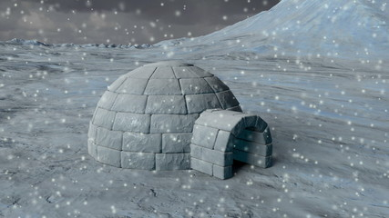 Arctic Igloo