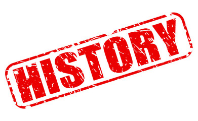 History red stamp text