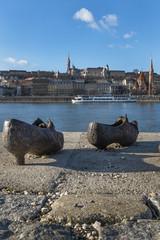 Budapest monumento alla memoria