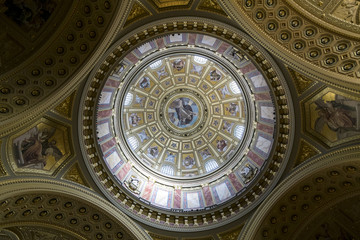 Budapest basilica di Santo Stefano