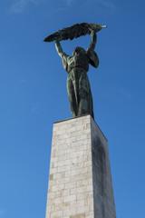Budapest monumento alla libertà