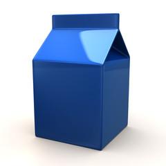 Blue juice pack
